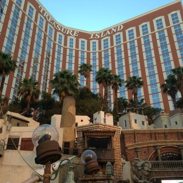 Photo taken at Treasure Island - TI Hotel & Casino by Michael L. on 6/16/2013