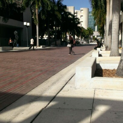 Photo taken at Miami Dade College Wolfson Campus by Ron F. on 3/14/2013