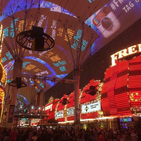 Photo taken at Downtown Las Vegas by Urs K. on 8/4/2016