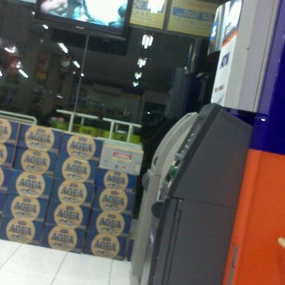 Photo taken at Indomaret by Daniel Christian N. on 1/3/2013