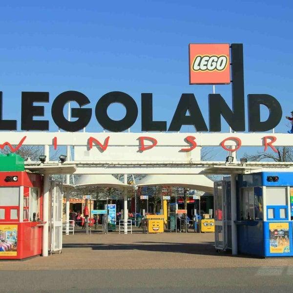 Legoland - Theme Park in Windsor