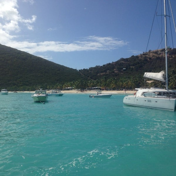 Photo taken at Jost Van Dyke Island by James W. on 3/28/2014