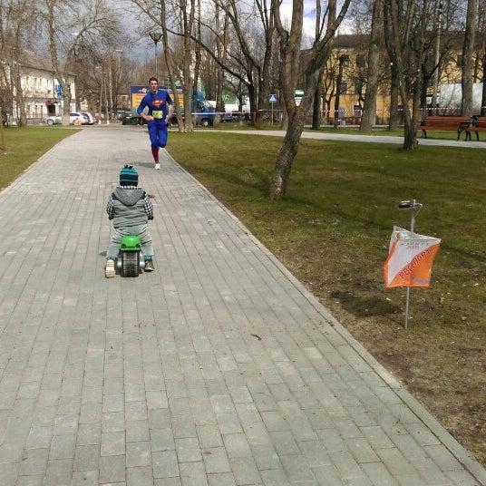 Photo taken at Псков / Pskov by Мария З. on 4/17/2015