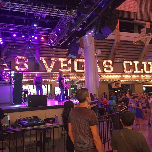 Photo taken at Downtown Las Vegas by Peter M. on 8/5/2015