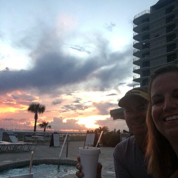 Oceans Bar And Grill Panama City Beach