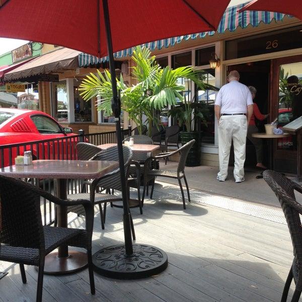 Photo taken at Osceola Street Cafe by Prina Z. on 4/3/2013