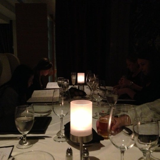 Photo taken at Ruth's Chris Steak House by Jack S. on 11/23/2012