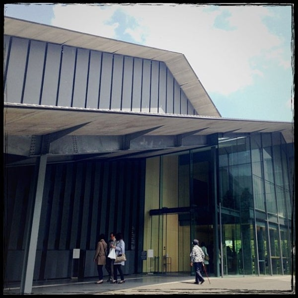 Photo taken at Nezu Museum by み。 on 5/1/2013