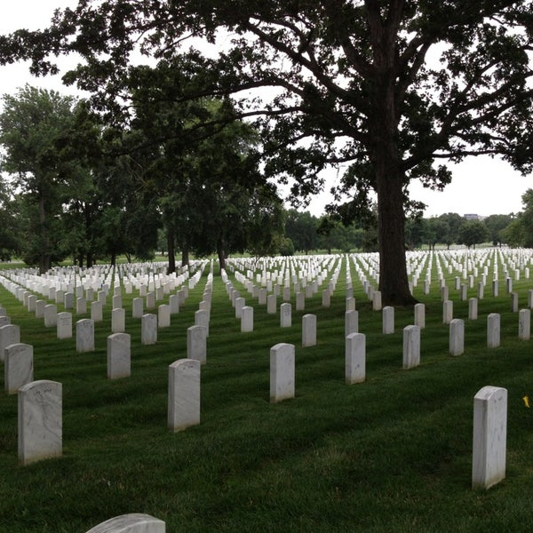 Photo taken at Arlington National Cemetery by Amy W. on 7/2/2013