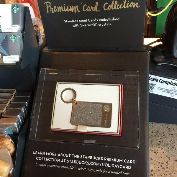 Photo taken at Starbucks by CarolAnn Valeria P. on 12/28/2015