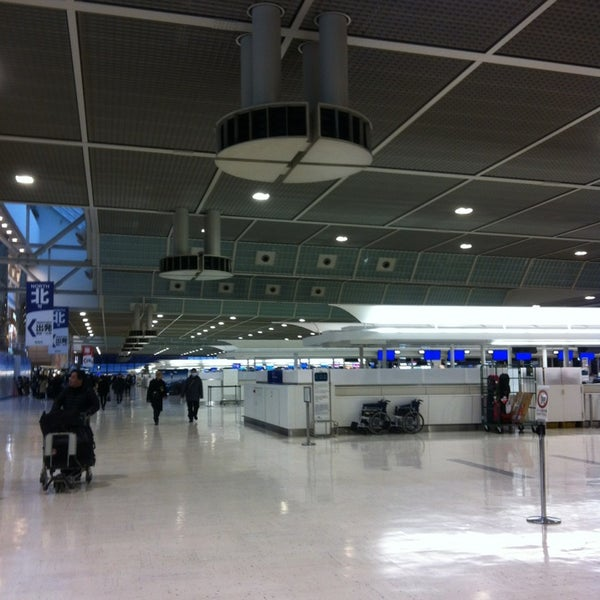 Photo taken at Departure Lobby - Terminal 2 by George P. on 12/29/2012