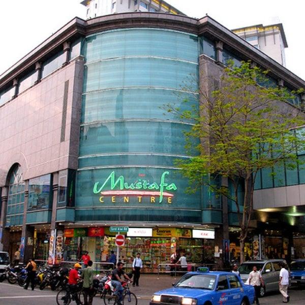 Mustafa center singapore forex