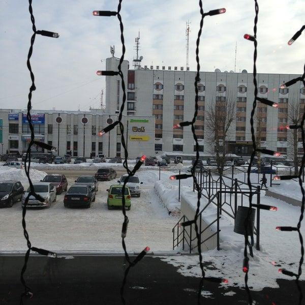 3/9/2013 tarihinde Кирилл Е.ziyaretçi tarafından Кинотеатр «Россия»'de çekilen fotoğraf