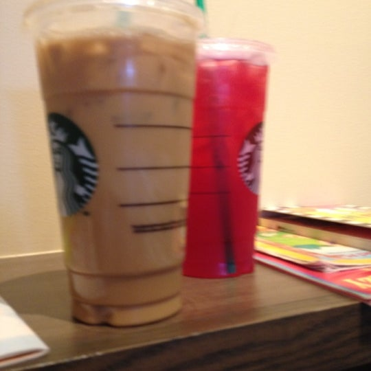 Photo taken at Starbucks by Brian N. on 7/12/2012