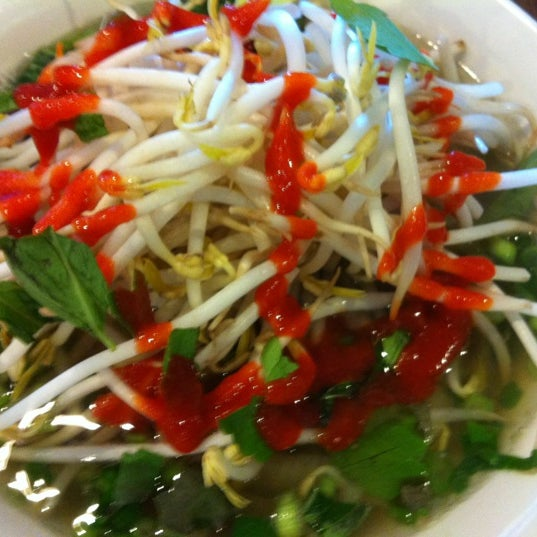 Photo taken at Bowl of Pho by Nikko M. on 11/5/2012