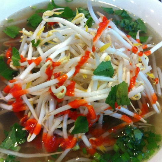 Photo taken at Bowl of Pho by Nikko M. on 11/12/2012