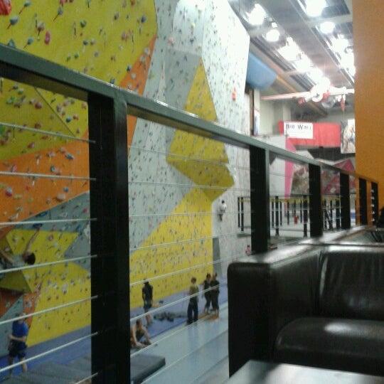 Photo taken at BigWall by Marina R. on 12/27/2012