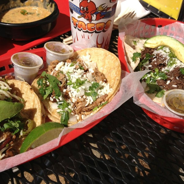 Photo taken at Torchy's Tacos by Caitlin A. on 3/1/2013