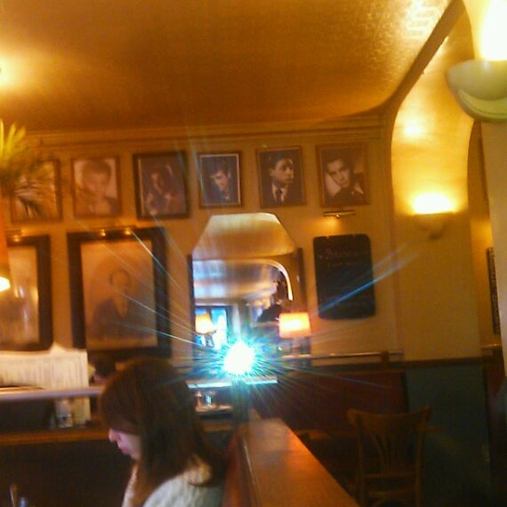 Photo taken at Café de l'Industrie by Thouraya s. on 1/26/2014
