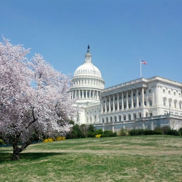 Photo taken at United States Capitol by Eric J. on 4/9/2013