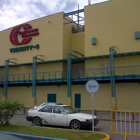 Photo taken at Trincity Mall by Vincent R. on 6/28/2013
