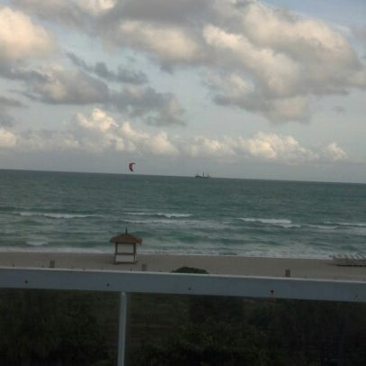 Photo taken at The Perry South Beach Hotel by Craig M. on 1/11/2013