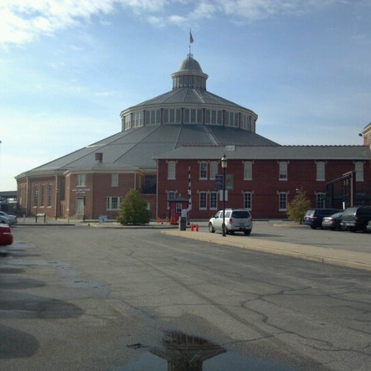 Photo taken at B & O Railroad Museum by Blair T. on 1/29/2013