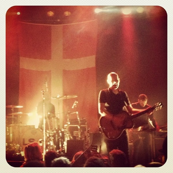 Photo taken at Amager Bio by Mette G B. on 12/1/2012