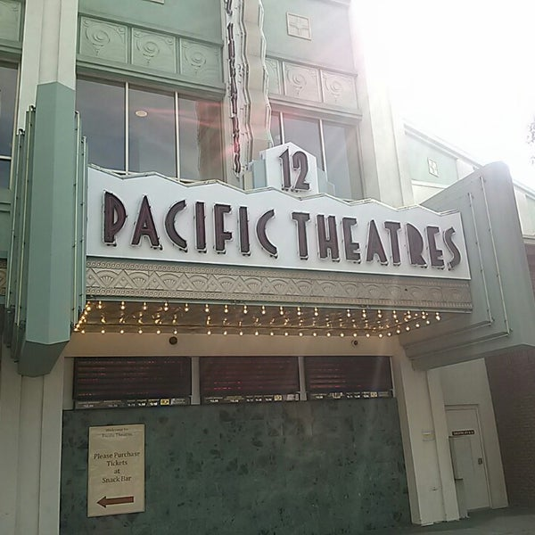 Photo taken at Pacific Theaters Culver Stadium 12 by 정민수 on 2/22/2014