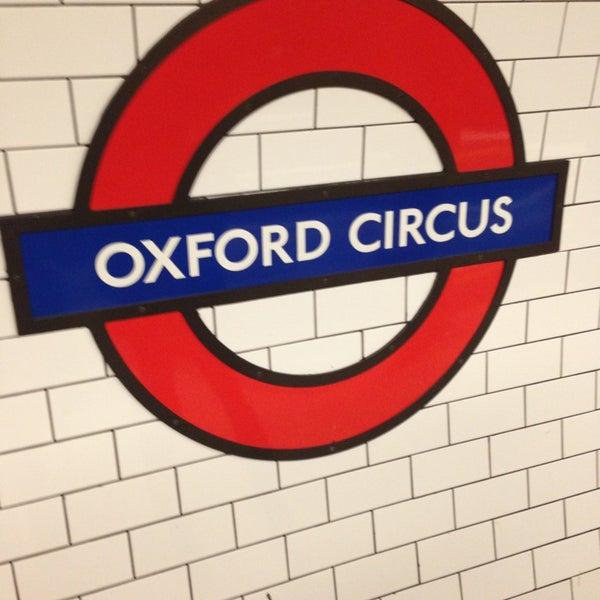 Photo taken at Oxford Street by Sarah D. on 1/12/2013