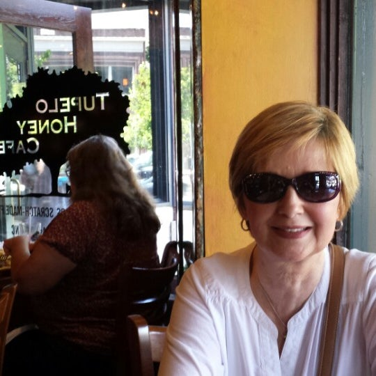 Photo taken at Tupelo Honey Cafe by Barney M. on 6/22/2014