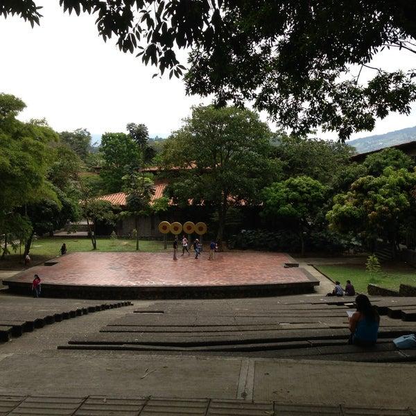 Photo taken at Universidad de Antioquia by Sebastian Q. on 4/30/2013