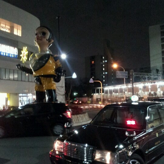 Photo taken at 阪急 南茨木駅 (Minami-ibaraki Sta.) (HK-68) by Koichi F. on 1/23/2013