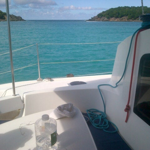 Photo taken at Jost Van Dyke Island by Pete B. on 11/24/2013