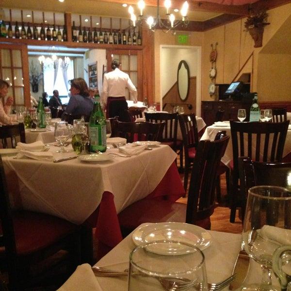 cellini italian restaurant in new york