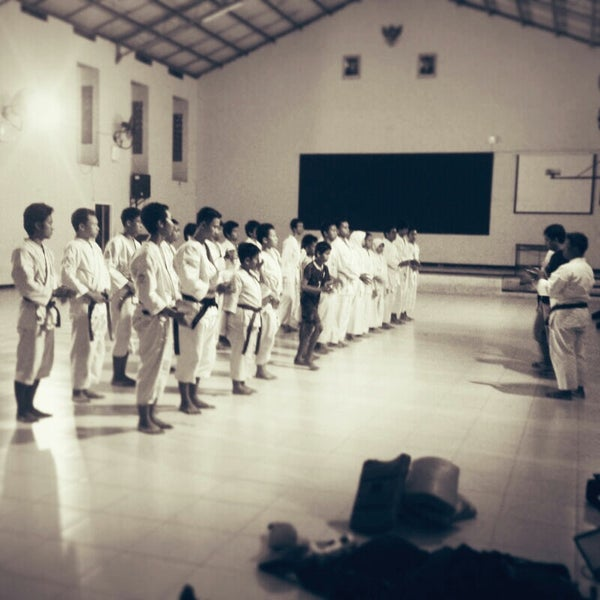 Photo taken at SMA Negeri 4 Semarang by Abrianto P. on 2/18/2014