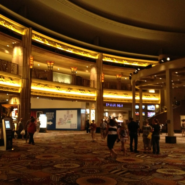 Photo taken at MGM Grand Hotel & Casino by Roman M. on 8/21/2013