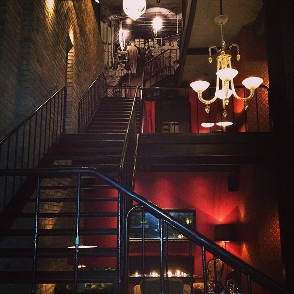 Photo taken at La Fabbrica by William T. on 1/17/2015