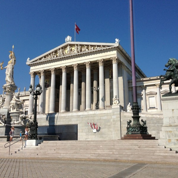 Photo taken at Parlament by Kira K. on 8/18/2013