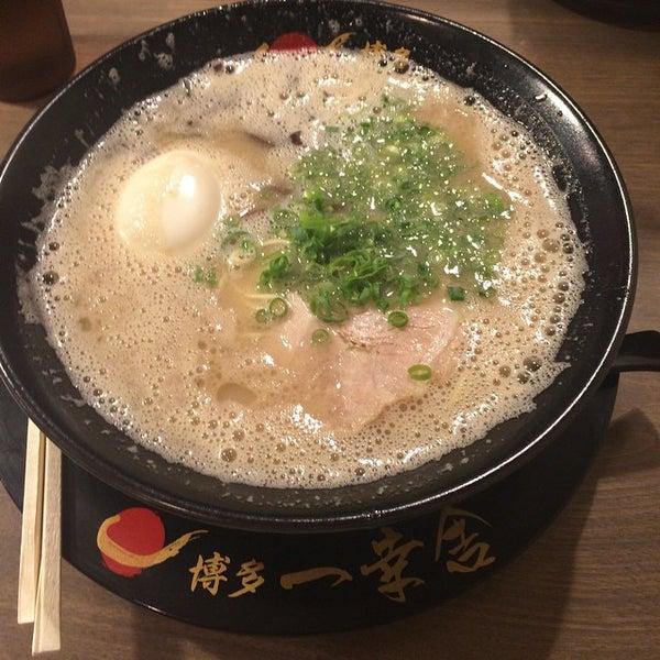 Photo taken at 博多 一幸舎 博多デイトス店 by Aya W. on 6/7/2015