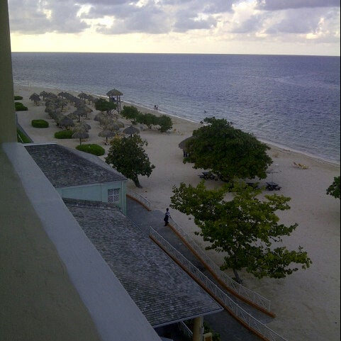 Photo taken at Iberostar Rose Hall Suites by Cooper W. on 11/7/2013