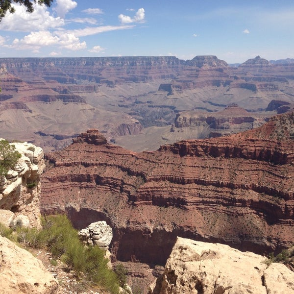 Photo taken at Grand Canyon National Park by Ben W. on 8/16/2013
