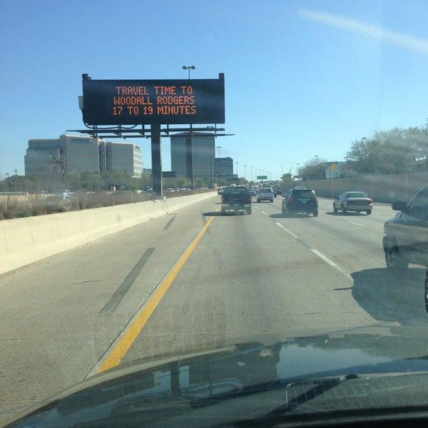 Photo taken at U.S. Highway 75 (US-75) by Joel M. on 3/15/2013