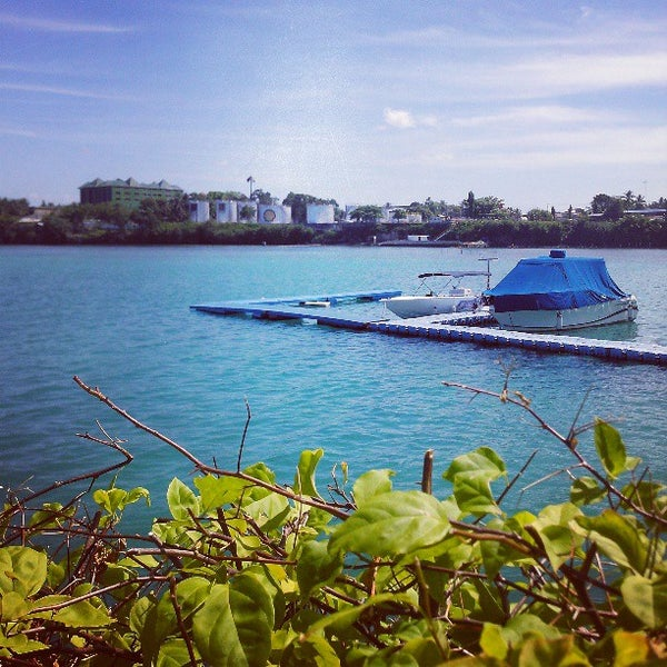 Photo taken at Tagbilaran City Bohol Port by Alexei R. on 4/2/2013