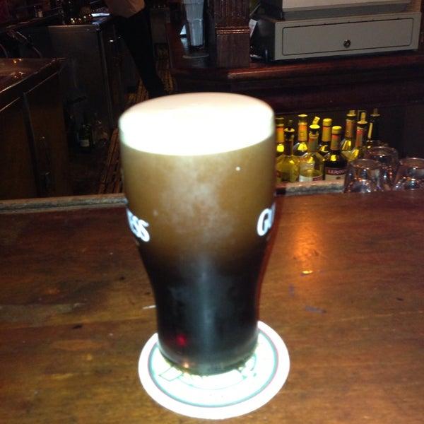 Photo taken at The Irish Pub by Jane W. on 5/19/2013