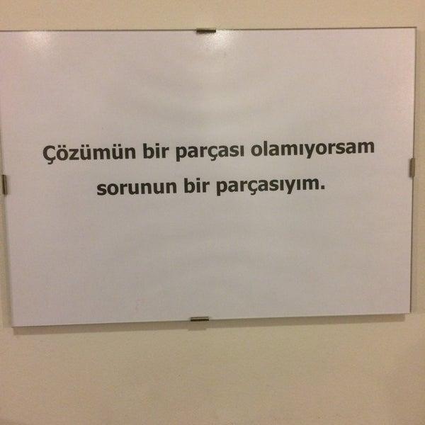 Photo taken at Set Yazılım by Yeliz A. on 11/21/2016