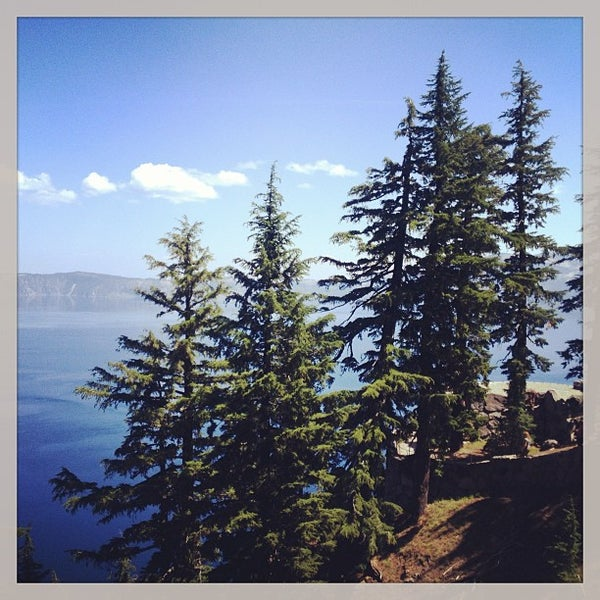 Photo taken at Crater Lake National Park by Melody L. on 8/13/2013