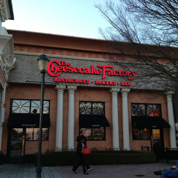 Photo taken at The Cheesecake Factory by Lindsey W. on 2/15/2013