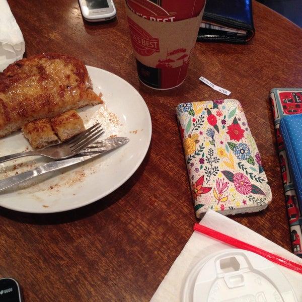 Photo taken at Seattle's Best Coffee by Joele J. on 10/4/2015
