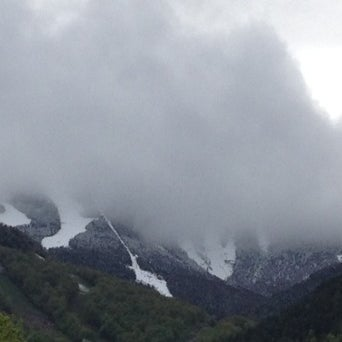 Photo taken at Whiteface Mountain by Michele M. on 5/26/2013
